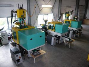 Modernste Präzisions Spritzgussmaschinen