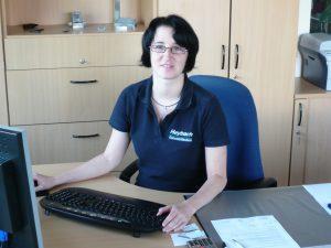 Andrea Heybach,  BackOffice,  QC, PostProduction