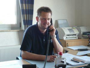 Markus Heybach, Inhaber, Produktion, QC